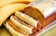 طريقة تحضير كيكة الموز