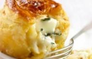 طريقة عمل فطائر بالجبن