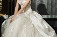موديلات فساتين زفاف بالصور