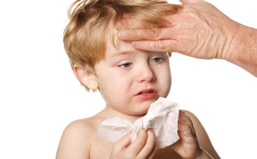 سعال الاطفال انواعه وعلاجه