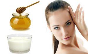 ماسك العسل والحليب , قناع العسل والحليب , بشرة نقية , فوائد العسل للبشرة , كرمال بشرتك