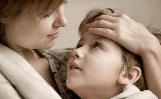 معالجة الخوف عند الاطفال