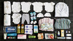 ما تحتاجينه في حقيبة الولادة