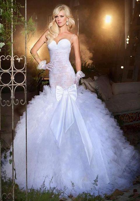 فساتين زفاف 2013