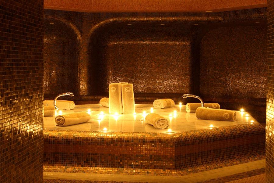 كيفيه عمل الحمام المغربي في البيت