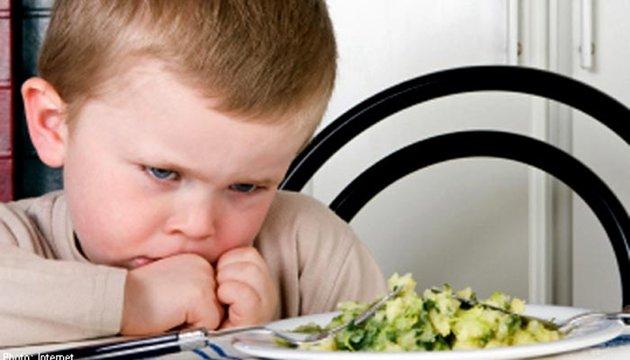 مشكلة عدم تناول الاطفال للطعام