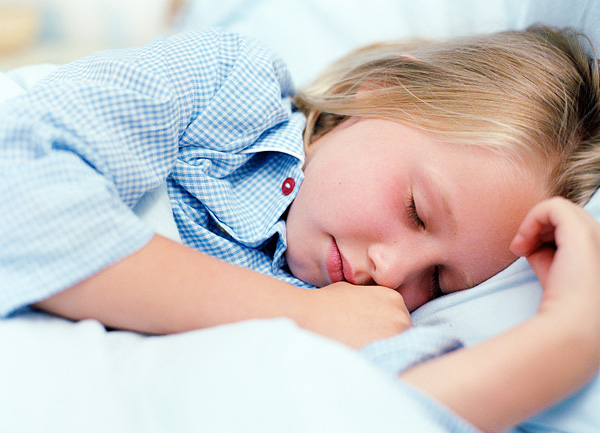 شخير الاطفال دليل على اضطرابات صحية