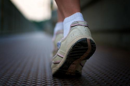 رياضة المشي أفضل من الركض